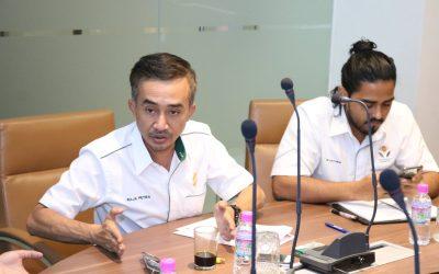 MESYUARAT AHLI MAJLIS DMP SEPTEMBER 2019